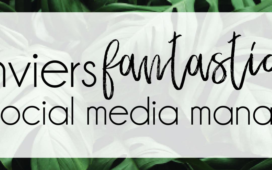 L'univers fantastique du social média manager